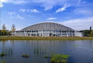 2008 Kryty tor kolarski BGŻ Arena wPruszkowie