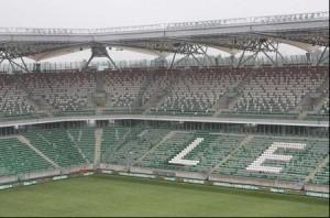 Zadaszenie stadionu itrybuny