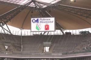 Zadaszenie stadionu